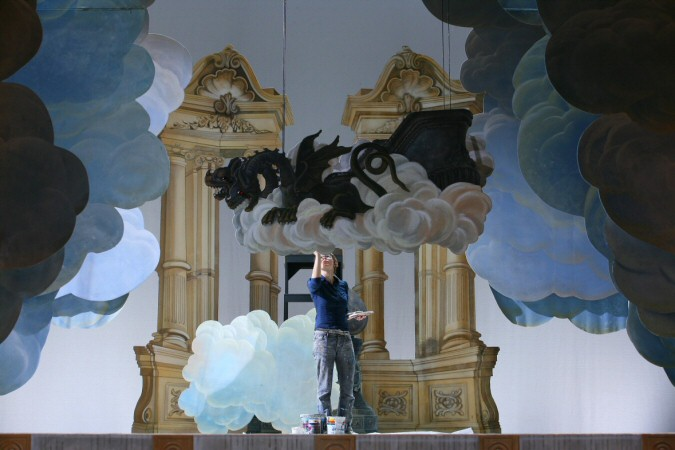Gilbert Blin's production of Teseo, Op�ra de Nice 2007 (Photo Jean Lec � Acad�mie Desprez)